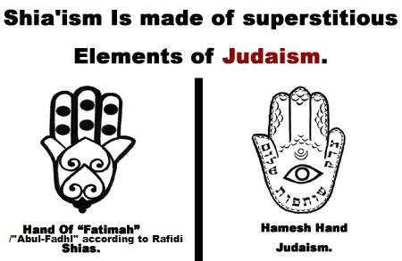 Muslim Nazi Muslim Nationalism The Jewish Khamsahamsa In