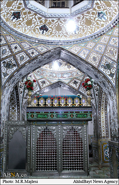 "This is not a 5 start hotel, this is Majlisi's wasteful 5 star silver shrine. His mausoleum is located next to the Jamé Mosque of Isfahan (one of the oldest Sunni Mosques of Iran that was turned into a Shia ""Mosque""."