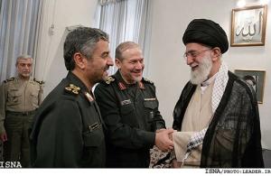Khamenei-Safavi-Jafari