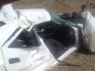 mulana ahmad accident