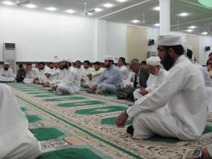 Larestani Persian Sunni (Shafi'i) students.