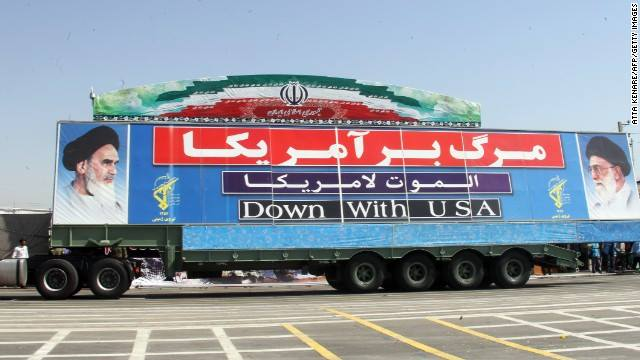 Agreed, they are good at carnevals of (empty) slogans. The Shia regime is actually very good at that (and it works to fool quite alot of gullible folks, including many ignorant Sunnis).