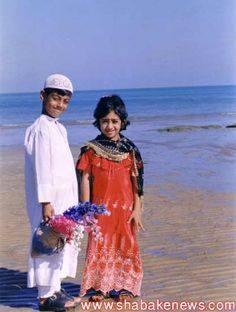 Typicals Bandari clothes shared by all Bandaris.
