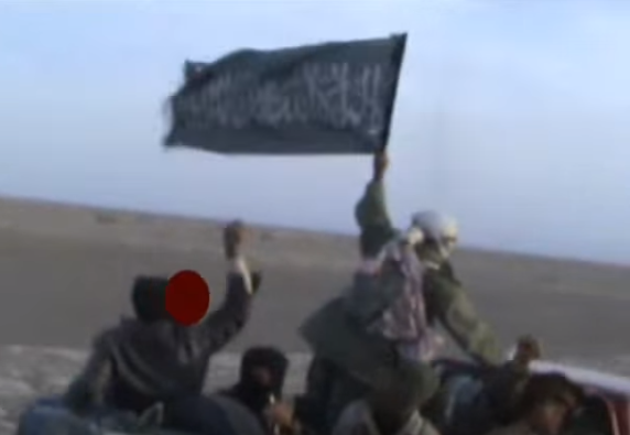 Old Jundullah video. No such militant groups ever existed in Post-Khomeini era.